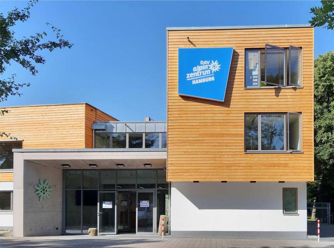 Katharina Born architektur innenarchitektur DAV aussen