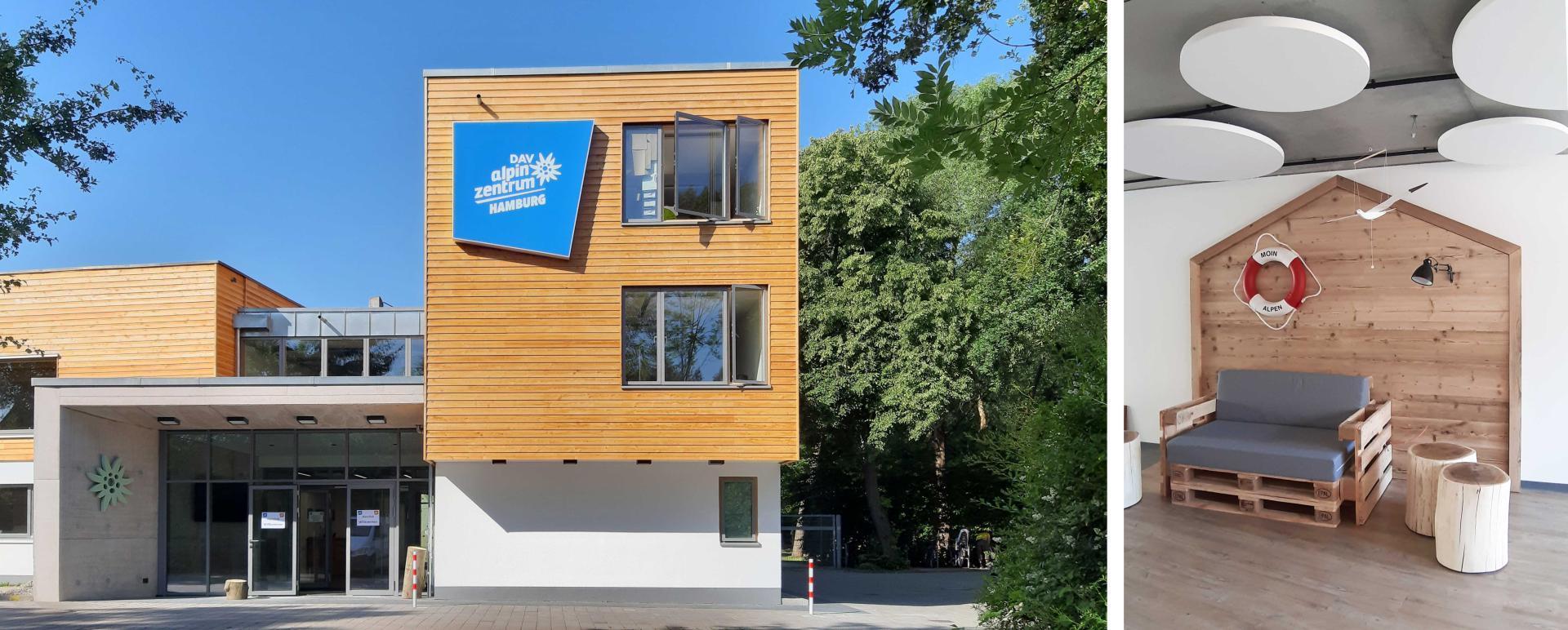 Katharina Born architektur innenarchitektur DAV außen und innen